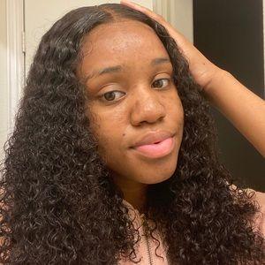 Kinky Curly Virgin Hair Human Hair Wig